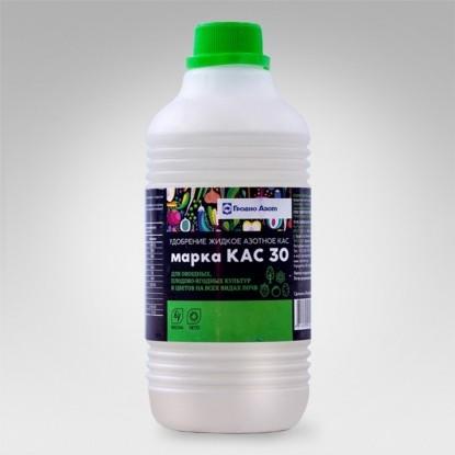 """Удобрение жидкое азотное """"КАС-30"""" 0,5 л"""