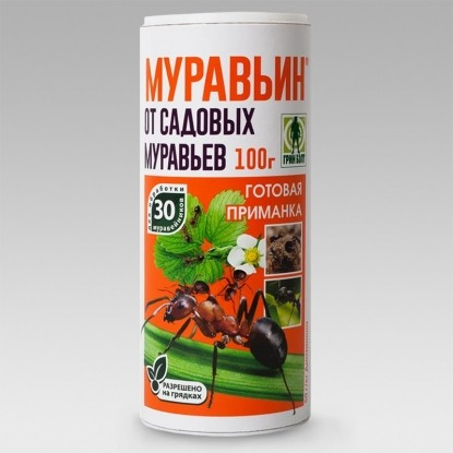Муравьин, Г (туба, 100 г)