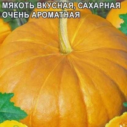 Тыква Мама не Горюй цп