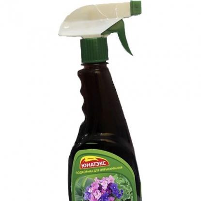 Оксидат торфа Для опрыскивания комнатных растений, 500 мл