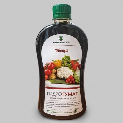 Гидрогумат овощи, 0,5л