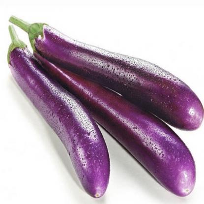 Баклажан Длинный пурпурный
