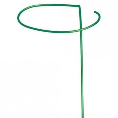 Опора для цветов круг 0,25м, выс.0,7м 1 шт диаметр трубы 10мм// Россия