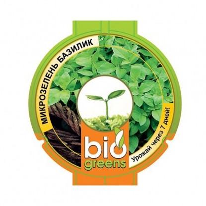 Свежая зелень (семена базилика и лоток для проращивания)
