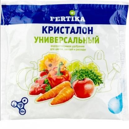 Фертика Кристалон Универсальный, 100 г