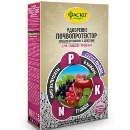 Удобрение сухое Фаско 5М Почвопротектор минер. для плод.-ягод. гран. 1 кг.