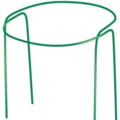 Кустодерж. круг 0,5м, выс. 0,5м 2 шт. диаметр провол. 5мм// Россия