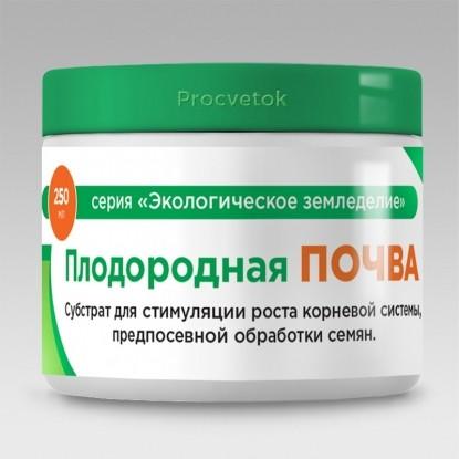 Procvetok® Субстрат Плодородная Почва(грибы Trichoderma RP1-12) 0,25 л