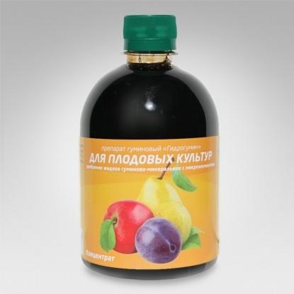 Гидрогумин для плодовых культур 0,5 л