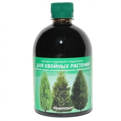 Гидрогумин для хвойных растений 0,5 л