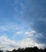 Небо с облаками