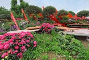 Silk road garden