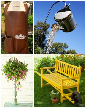 Diy garden crafts are the perfect projects